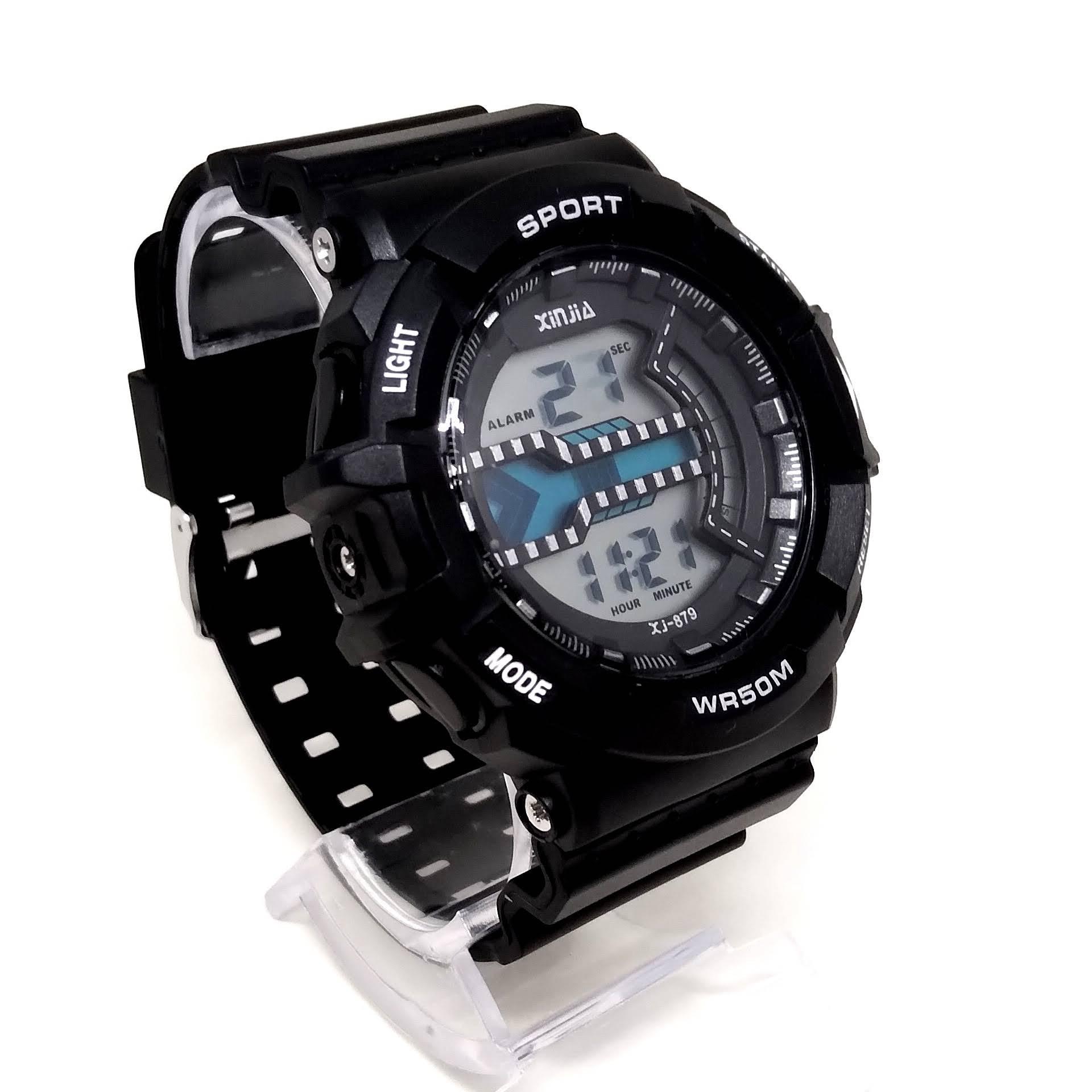 Relógio Digital A prova dagua Xinjia Esportivo XJ879