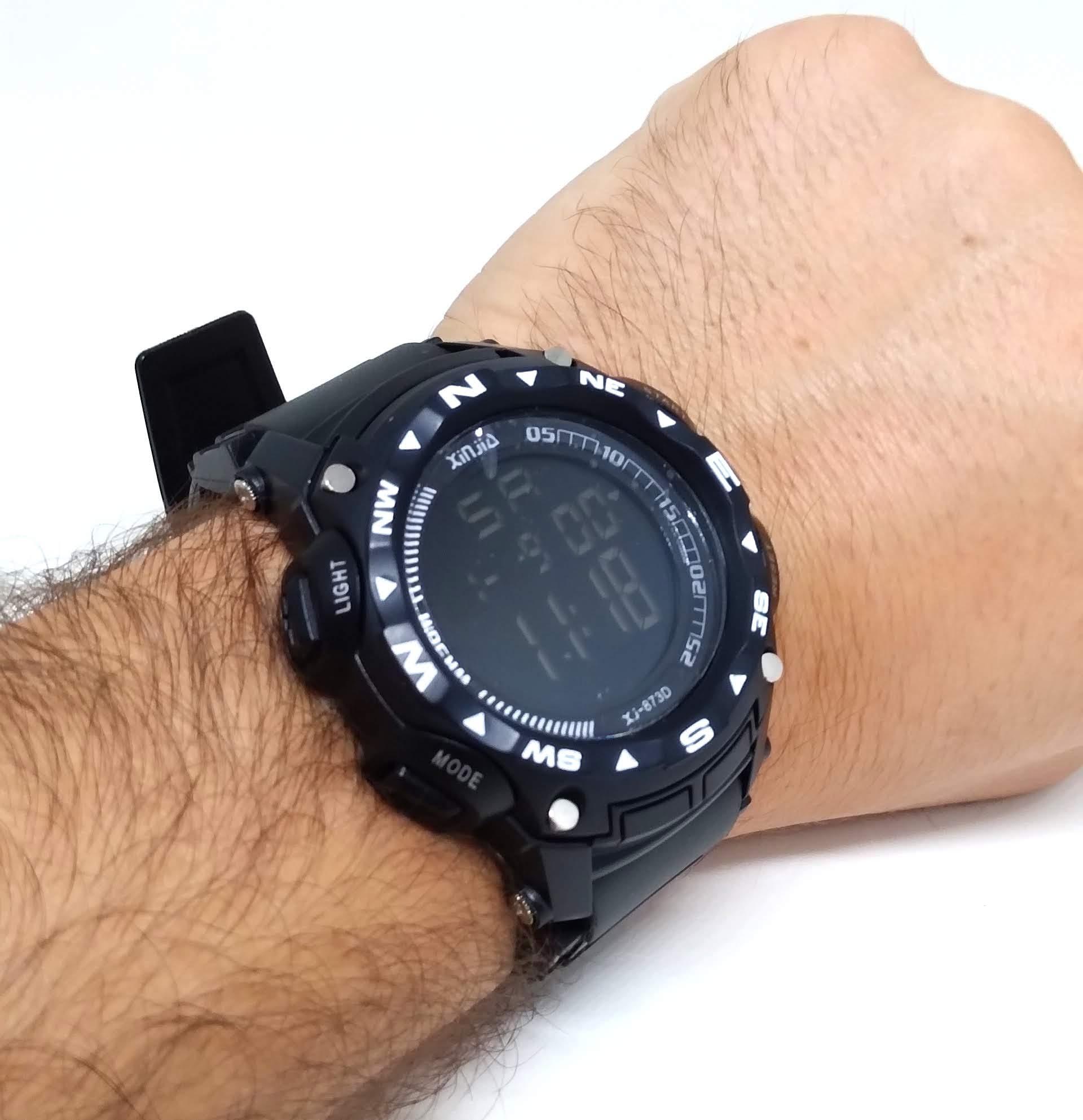 Relógio Masculino Esportivo A Prova D'água Xinjia