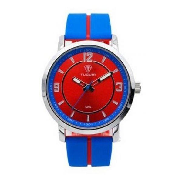 Relógio Masculino Tuguir Marvel Colors 5016 A Prova Dagua