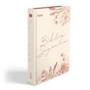 Bíblia Floral Creme NVI