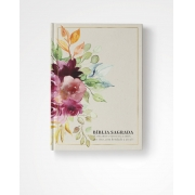 Bíblia Jardim da Vida| NAA | Letra Normal | Capa Dura