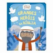 Grandes Heróis da Bíblia   Bíblia Do Bebê   Capa Almofadada