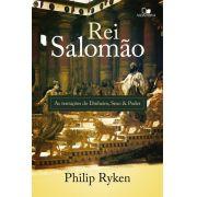 Rei Salomão: as tentações do dinheiro, sexo e poder   PHILIP GRAHAM RYKEN