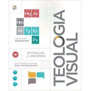 Teologia Visual - Uma Ferramenta Inovadora Para O Estudo De Deus | Josh Byers