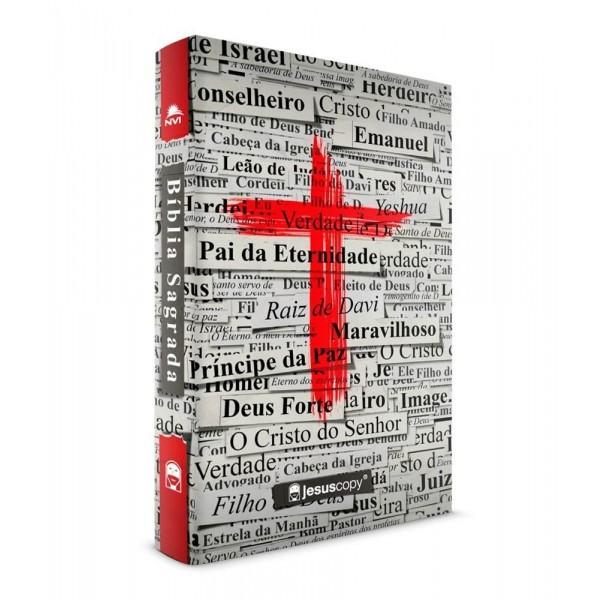Bíblia Cruz- NVI