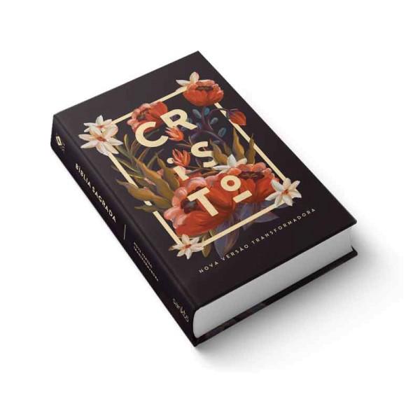 Bíblia Flores Tropicais Cristo | NVT | Letra Normal