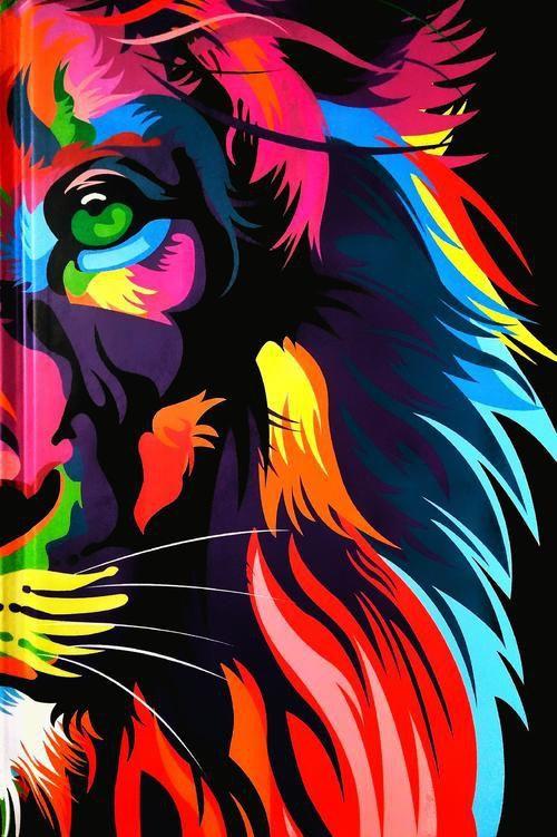 Bíblia Sagrada NVT - Lion Color | Letra Grande/Capa Dura