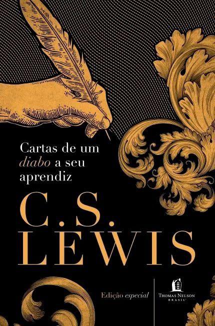 Cartas De Um Diabo A Seu Aprendiz   C.S. Lewis