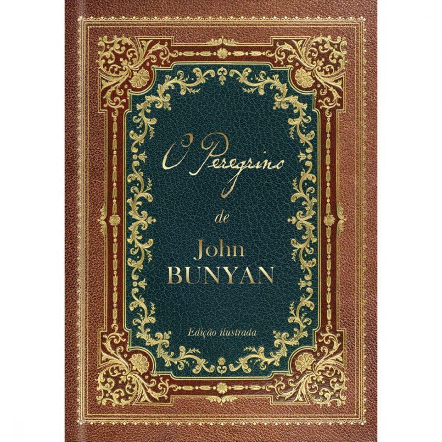 O Peregrino   Capa Dura Ilustrado    John Bunyan