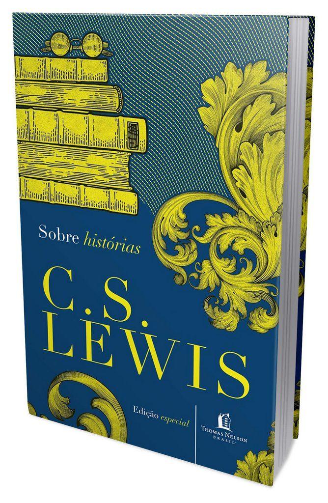 Sobre Histórias   C. S. LEWIS (Capa dura)