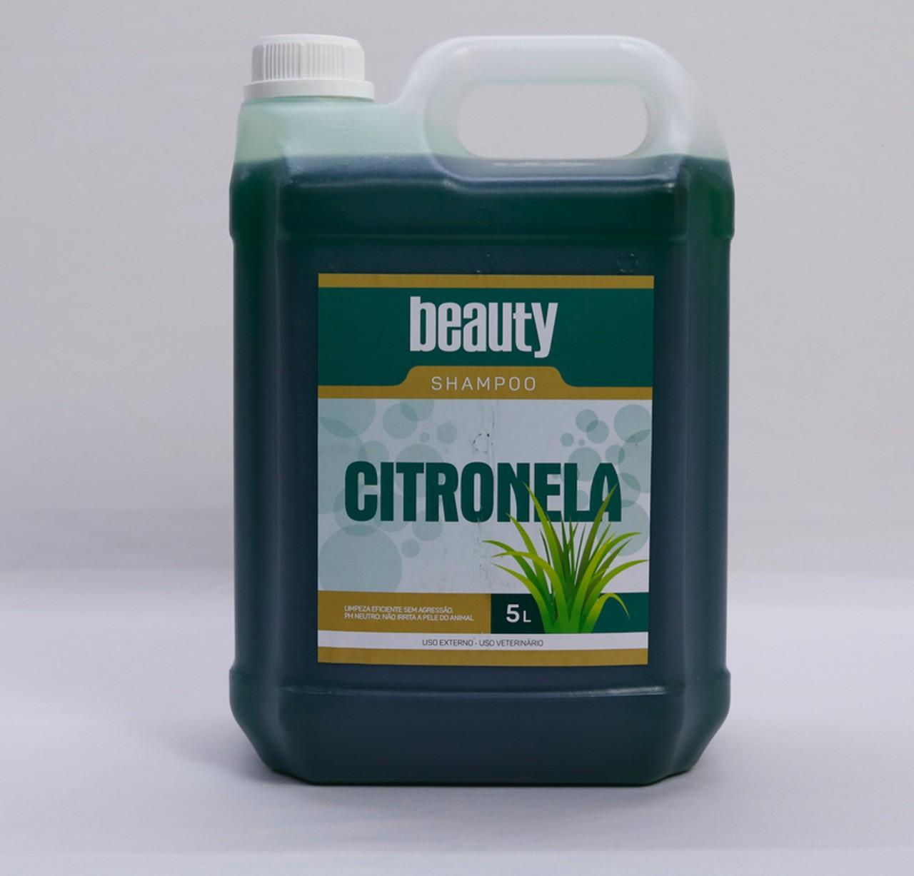 Shampoo Beauty Citronela