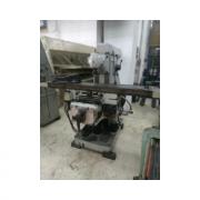Fresadora Universal, Marca Zema, Modelo FUA-1600, Mesa 1600x300mm, Cabeçote Vertical, Morsa - 220V - Bom Estado (Usada)