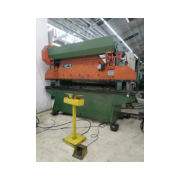 Prensa Viradeira Mecanica Calvi, Modelo PVM 2030/3050 40tons, Com Ajuste Motorizado da Ferramenta, Sem matriz prisma - 220V - (Usada)