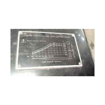 Empilhadeira Atlasmaq Glp Cpqd70-Rw17-Y - 7000Kg - Produto Novo  - Atlasmaq