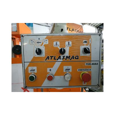 Fresa Ferramenteira Atlasmaq FER-40A4 - Produto Novo  - Atlasmaq