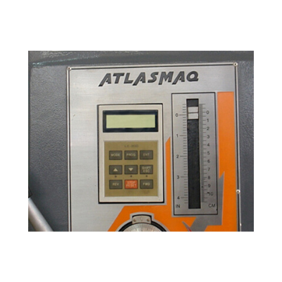 Fresadora Vertical Atlasmaq FVA-50 - Produto Novo  - Atlasmaq