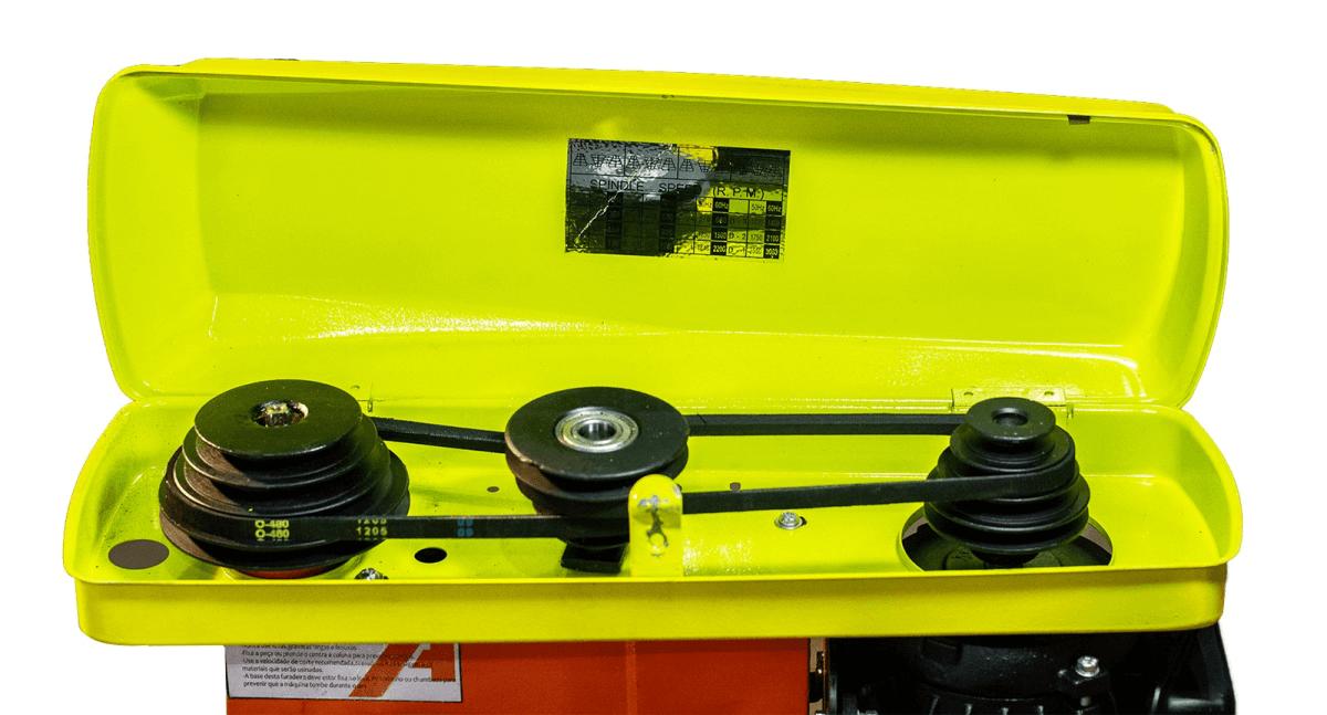 Furadeira de Bancada Atlasmaq Fb-16mm - Produto Novo  - Atlasmaq