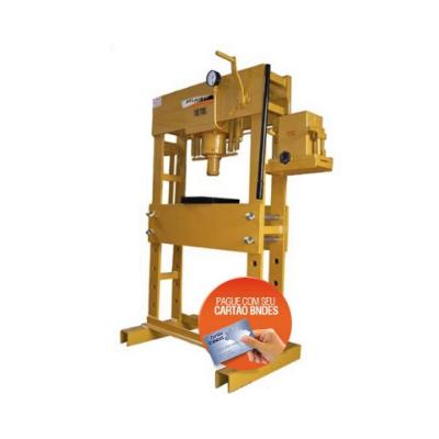 Prensa Hidráulica Manual 150 Ton. - Produto Novo  - Atlasmaq