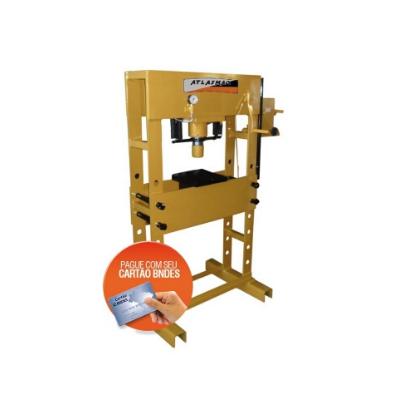 Prensa Hidraulica Manual 60 Ton. - Produto Novo  - Atlasmaq