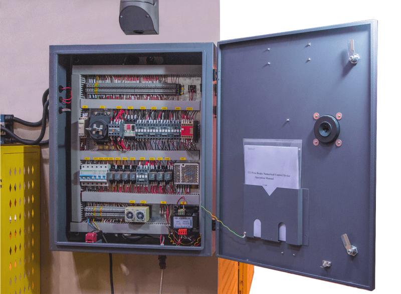 Prensa Viradeira Atlasmaq PVA 80x3200 - Produto Novo  - Atlasmaq