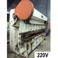 Prensa Viradeira Mecanica, Marca Sorg, Modelo PVMS 50/4, Cap. 3,0 x 4000 - Usada  - Atlasmaq