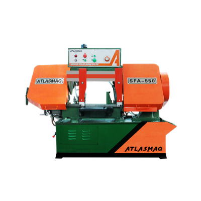 Serra de Fita Atlasmaq SFA-550 - Produto Novo  - Atlasmaq