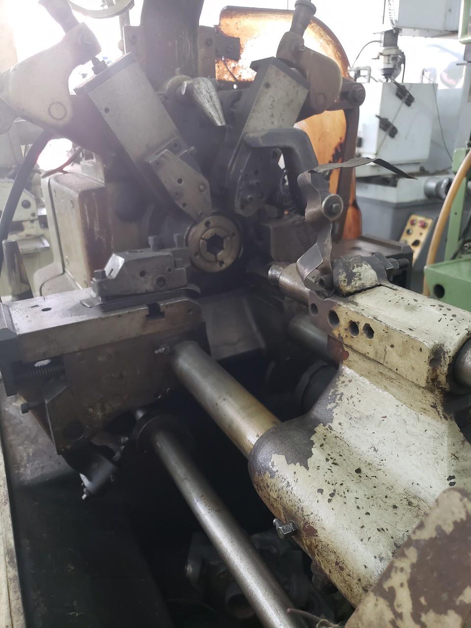 Torno Automatico Traub TB 42, Passagem 42mm, com alimentador, sem capas de acrilico - 220V - Semi Novo (Usado)  - Atlasmaq