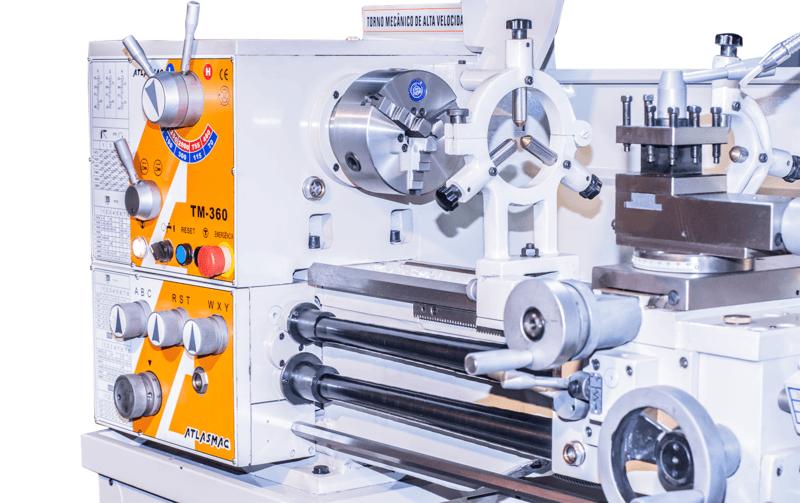 Torno Mecânico Atlasmaq TM-360 - Produto Novo  - Atlasmaq