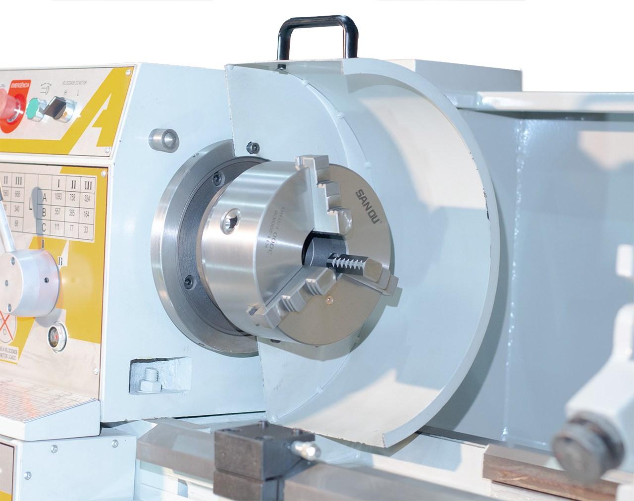 Torno Mecânico ATLASMAQ TMX-410 - Produto Novo  - Atlasmaq