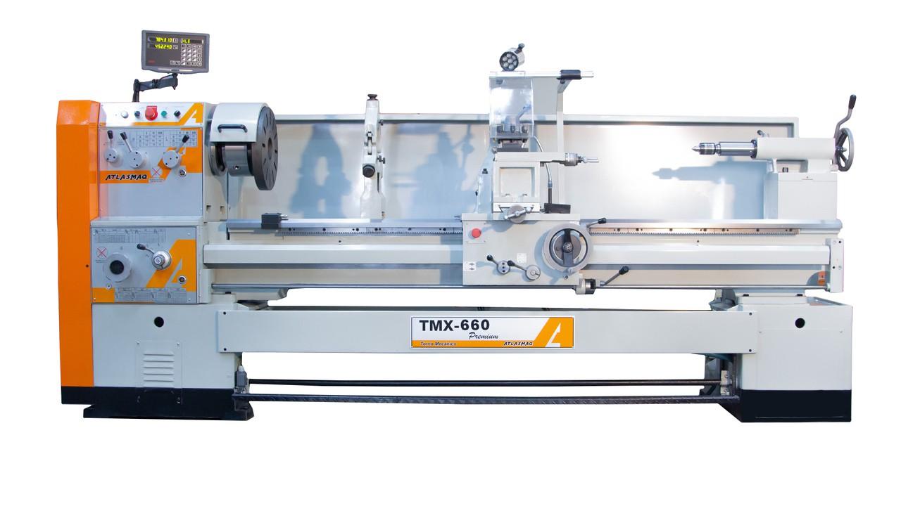Torno Mecânico Atlasmaq TMX-660 Premium - Produto Novo  - Atlasmaq