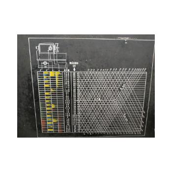 Torno Mecanico, Marca Romi, Modelo MKD 2, Diâmetro 800mm, Comprimento 2,00mt, Placa 4 Castanhas Independentes 700mm, Contra Pontas, Sistema de Refrigeração - 220V Bem Conservado (Usado)  - Atlasmaq