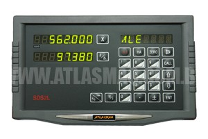 Visualizador Digital SDS-2L - Produto Novo  - Atlasmaq