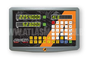 Visualizador Digital SDS-3V - Produto Novo  - Atlasmaq