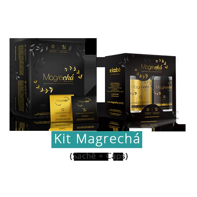 Kit Magrechá + Magrechá Caps
