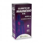 Cloreto de Magnésio P.A. 500mg - 60 cáps