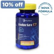Indorlax C2 | Suplemento de Cálcio + Colágeno Tipo II + Vit. D + Magnésio