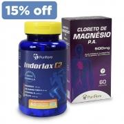 Kit Indorlax C2 + Cloreto de Magnésio