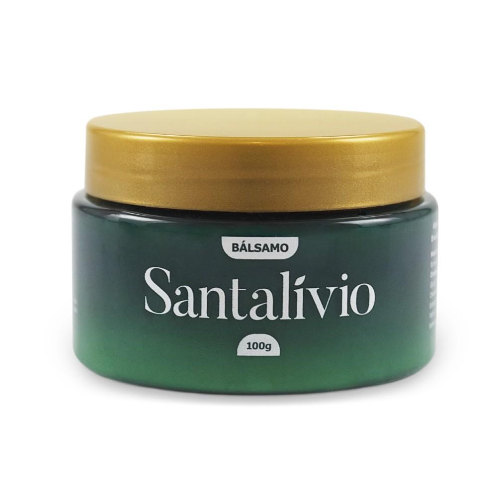 Bálsamo Santalívio - Pote 100g