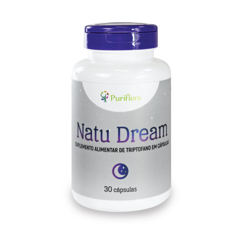 Natu Dream Triptofano & Maracujá - 30 Cáps.