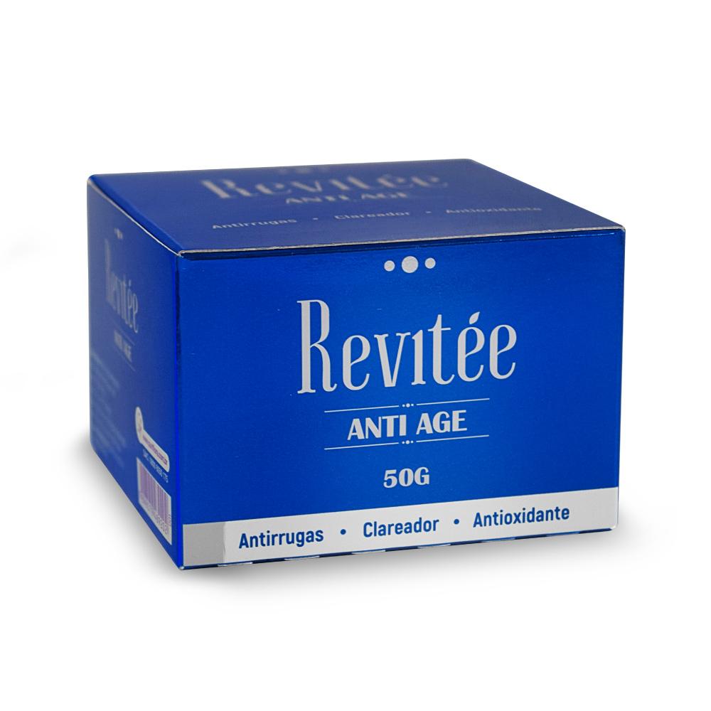 Revitée  Anti Age + BRINDE | Água Micelar Puri Skin