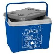 Caixa Térmica 34L - Azul Beer