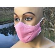 Máscara 3DK Protect Rosa - M