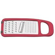 Ralador Tramontina Utilitá em Aço Inox e ABS com Base Emborrachada Vermelho  Tramontina 25695170