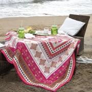 Toalha de mesa Retangular 06 Lugares - Ganny
