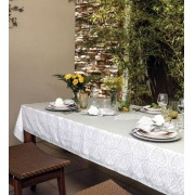 Toalha de mesa Retangular 08 Lugares - Label