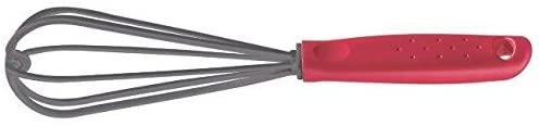 Batedor Manual Tramontina Utilitá em Nylon com Cabo de Polipropileno Vermelho  Tramontina 25674170