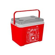 Caixa Térmica 34L - Vermelha Beer