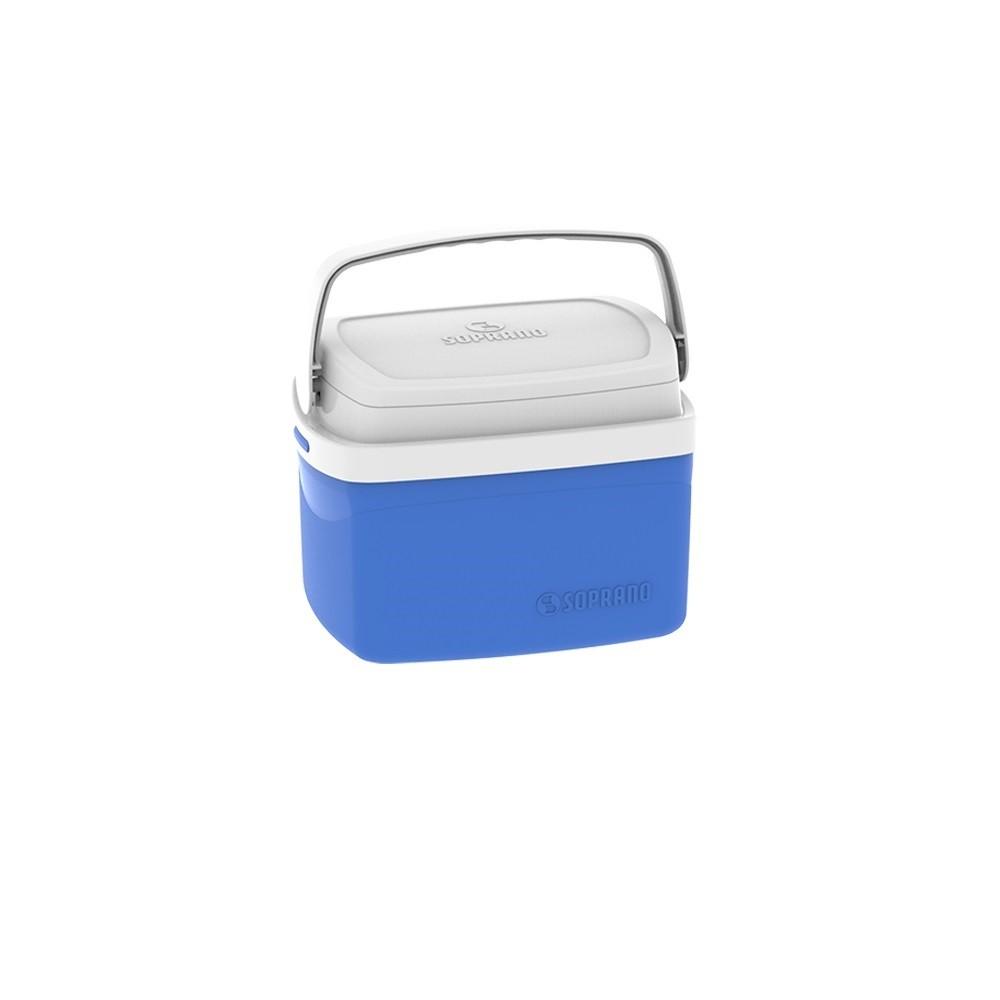 Caixa Térmica 5 Litros Cerveja Alimento - Azul Royal