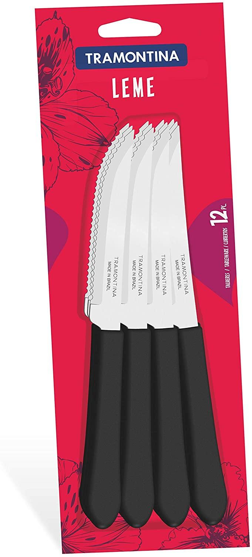 Conjunto de facas para churrasco 12 peças  Tramontina 23180904