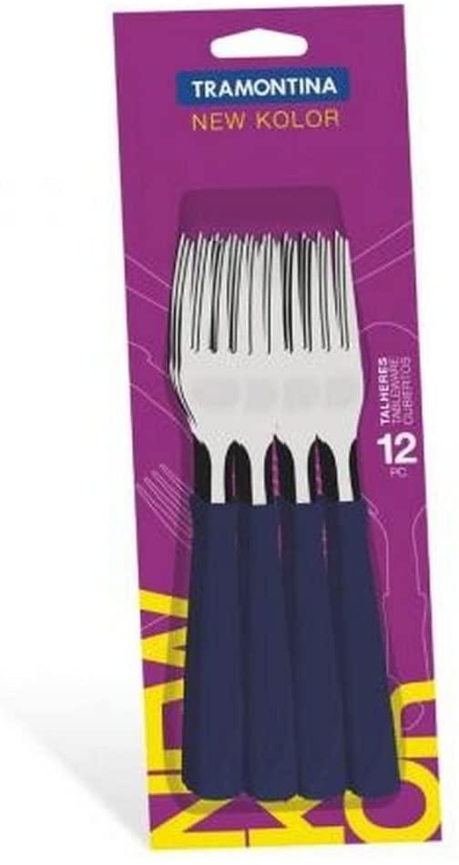 Conjunto garfos de mesa 12 peças  Tramontina 23162910